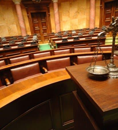 US probate court